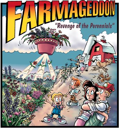Plant Delights Nursery Farmageddon Catalog Cover